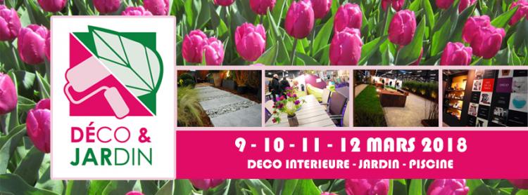 Salon Déco & Jardin : le programme de l\'édition 2018 - Deco & Jardin